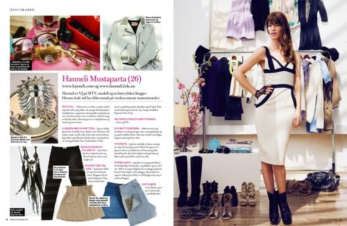 Hanneli - costume